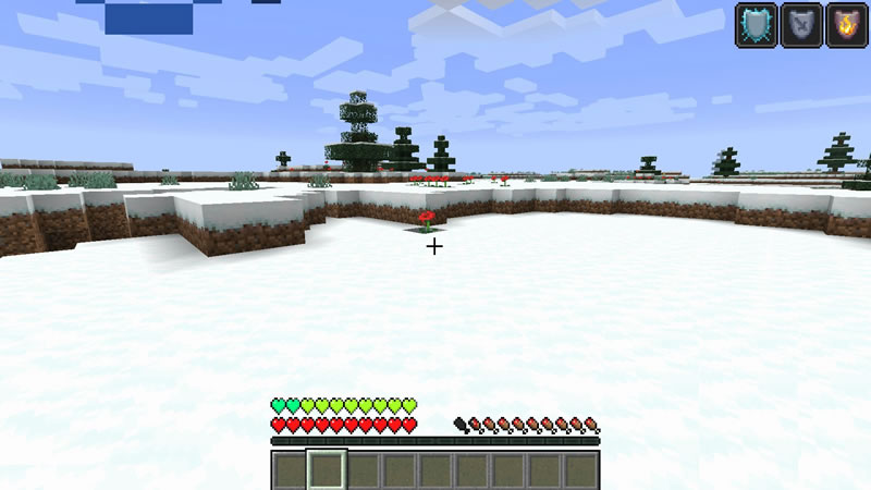 Health Overlay Mod Screenshot