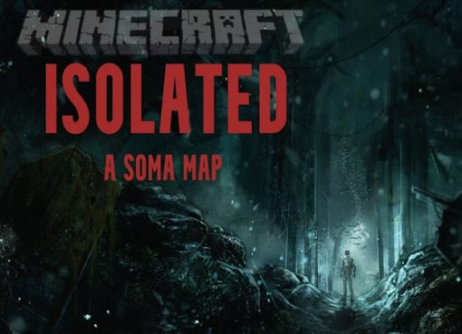 Isolated Map for Minecraft