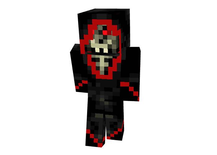 La Muerte Skin for Minecraft