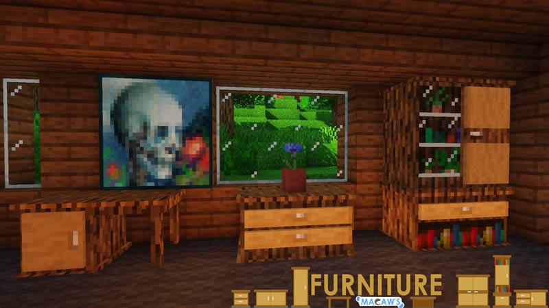 Macaw's Furniture Mod Screenshot 2