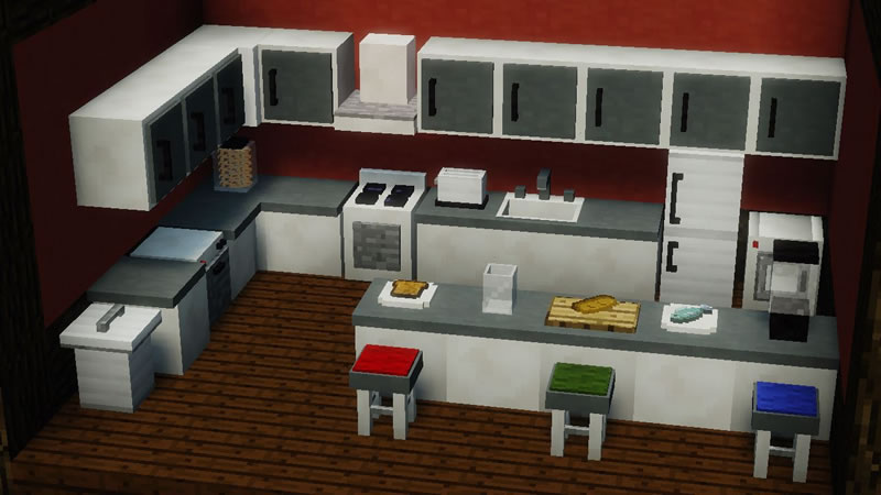 Macaw's Furniture Mod Screenshot 7