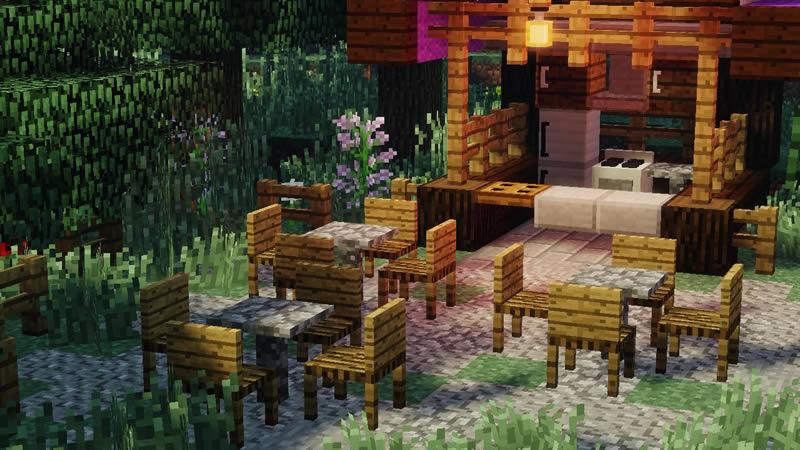 Macaw's Furniture Mod Screenshot