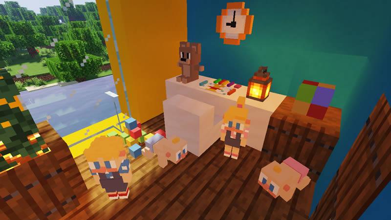 MineFamily Mod Screenshot 2