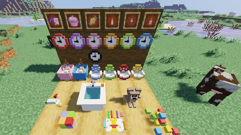MineFamily Mod Screenshot 3