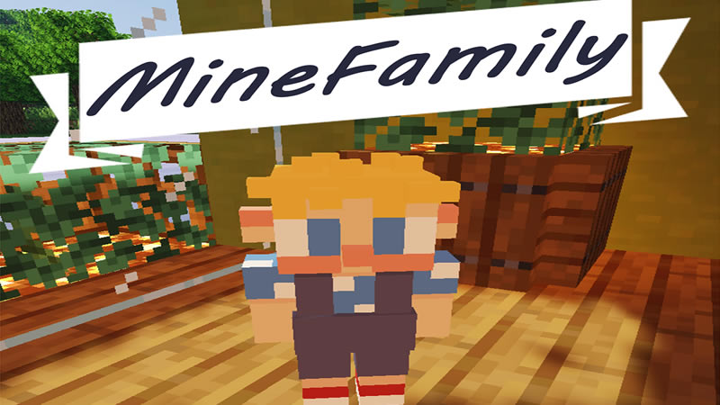 MineFamily Mod for Minecraft