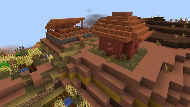 More Mineshafts Seed Screenshot 2