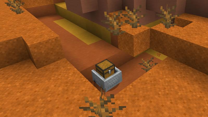 More Mineshafts Seed Screenshot