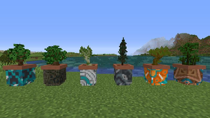 Nautral Decor Mod Screenshot