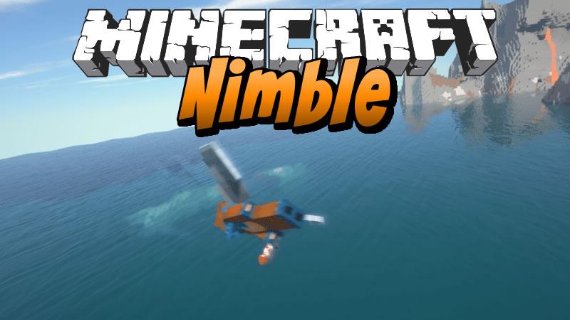 Nimble Mod for Minecraft