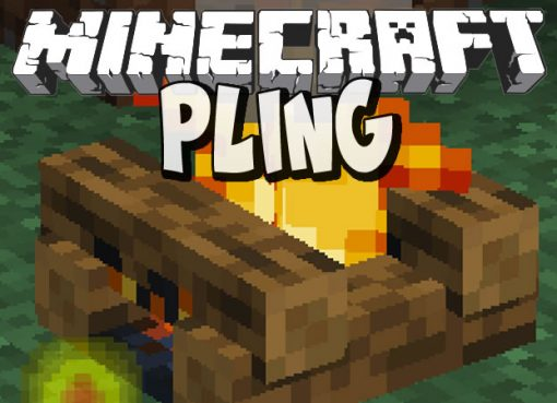 Pling Mod for Minecraft