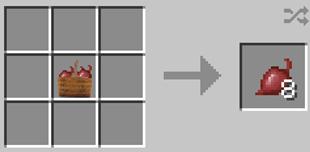 Repurpose Mod Beet Bunch to Beet Crafting Recipe