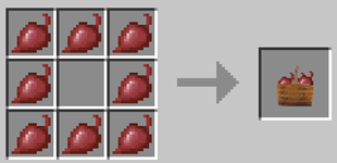 Repurpose Mod Beets to Bunch Crafting Recipe