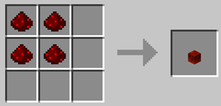 Repurpose Mod Miniredstone Crafting Recipe