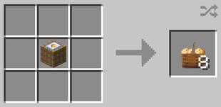 Repurpose Mod Potato Crate to Bunch Crafting Recipe