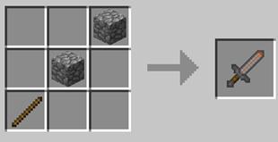 Repurpose Mod Swift Blade Stone Crafting Recipe