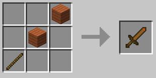 Repurpose Mod Swift Blade Wood Crafting Recipe