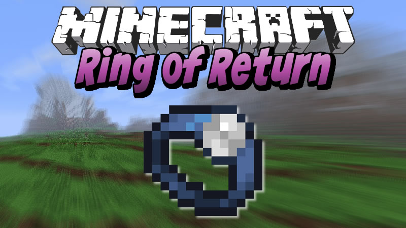 Ring of Return Mod for Minecraft