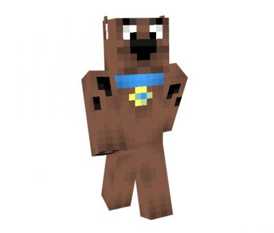 Scooby-Doo Skin for Minecraft