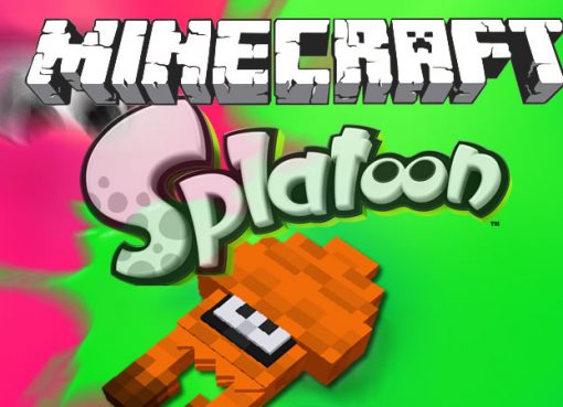 Splatcraft Mod for Minecraft