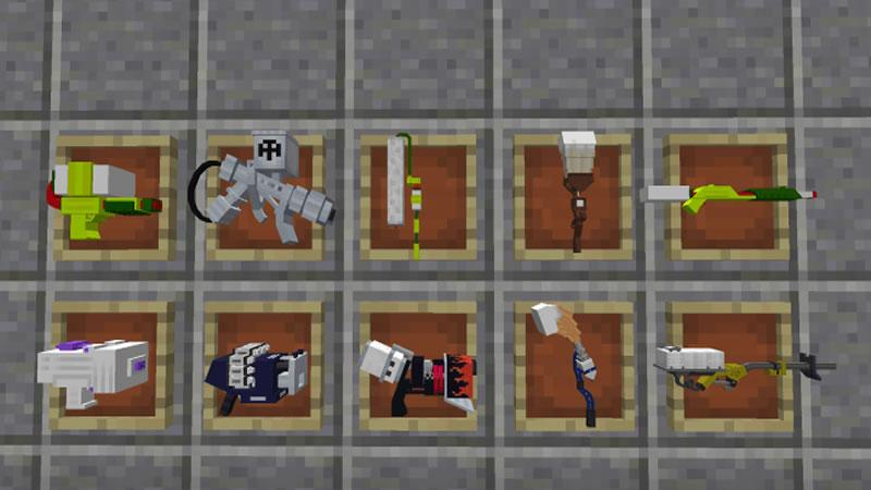 Splatcraft Mod Screenshot