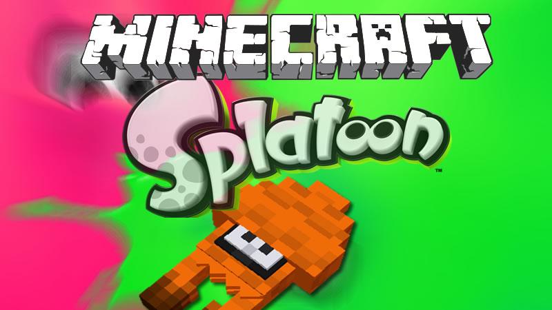 Splatcraft Mod for Minecraft
