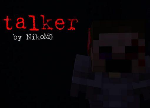 Stalker Map for Minecraft