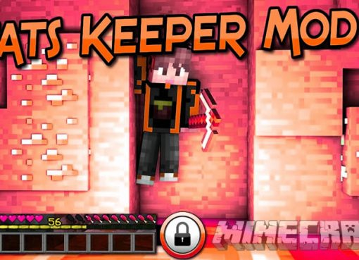 Stats Keeper Mod for Minecraft