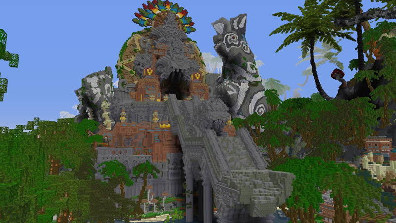 Tears Of Jungle Map Screenshot 11