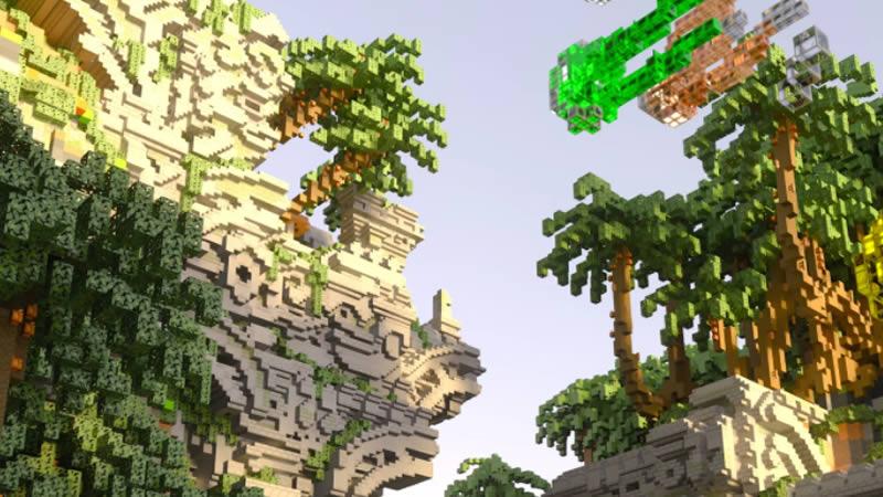 Tears Of Jungle Map Screenshot 5