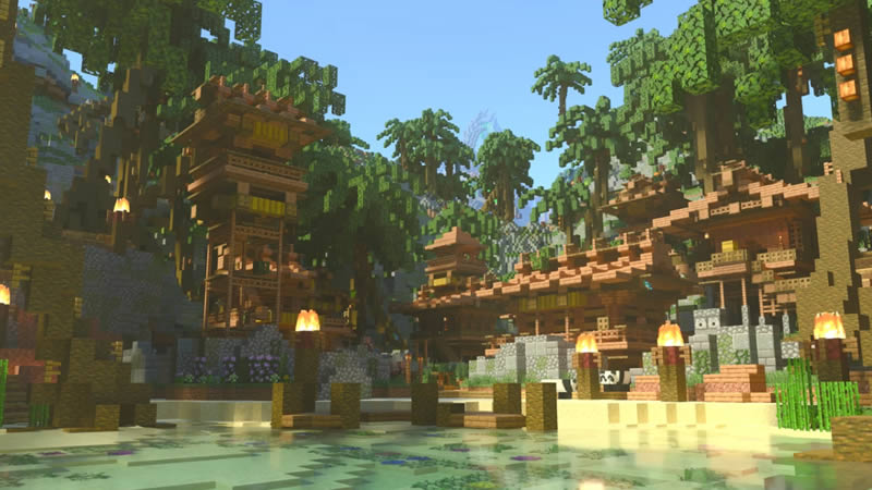 Tears Of Jungle Map Screenshot 6