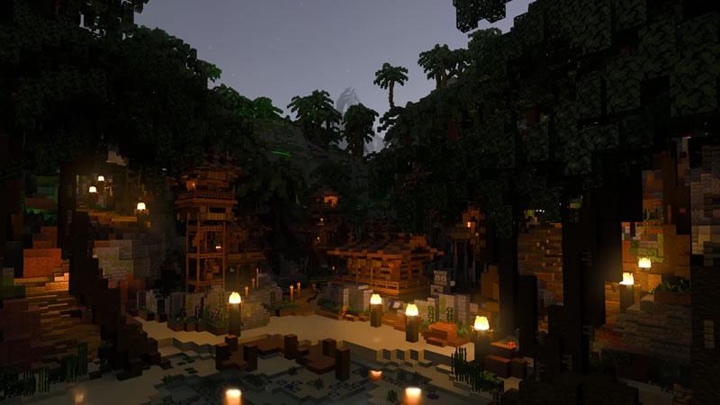 Tears Of Jungle Map Screenshot 7