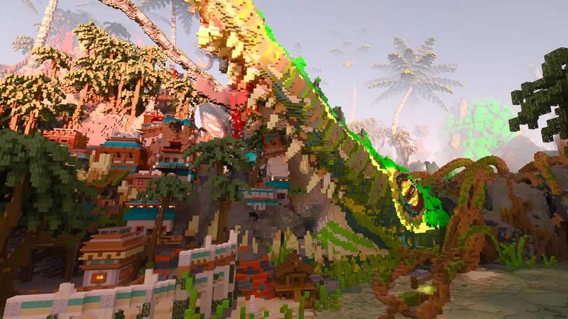 Tears Of Jungle Map Screenshot 9