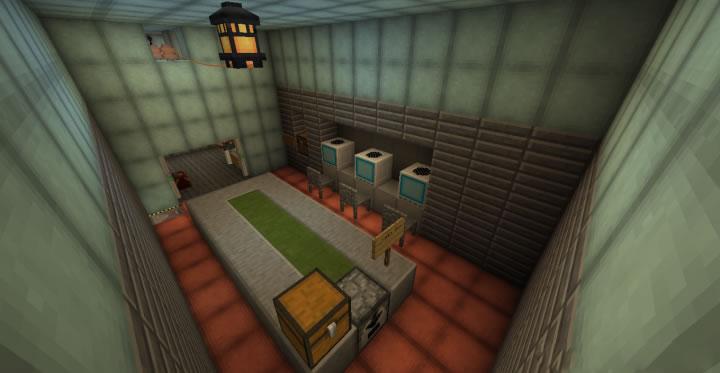 The Skeld Among Us Map Screenshot 7