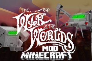 The War of the Worlds Mod for Minecraft