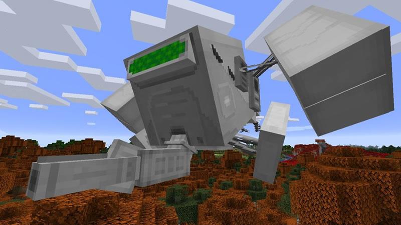 The War of the Worlds Mod Screenshot 2