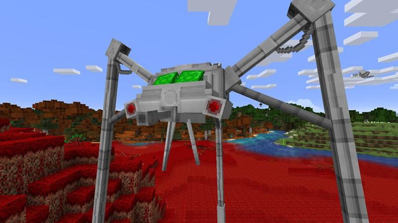 The War of the Worlds Mod Screenshot