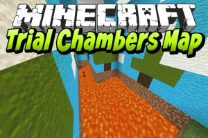 Trial Chambers Map for Minecraft
