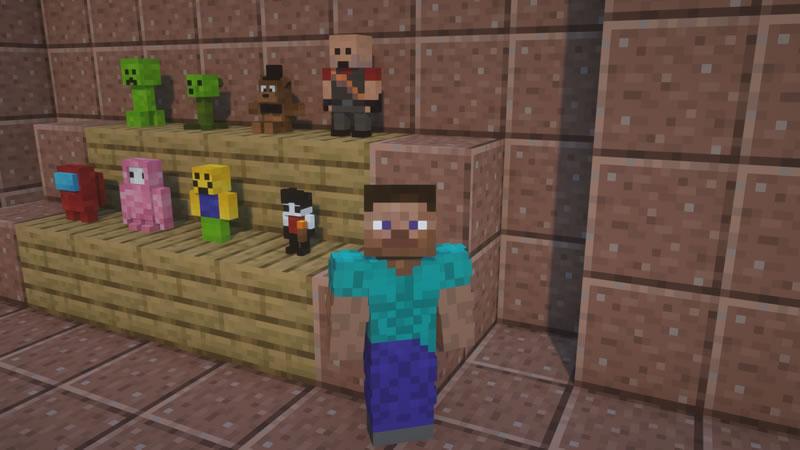 A Man With Plushies Mod Screenshot
