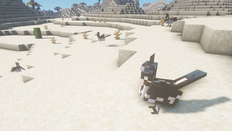 Alexs Mobs Screenshot 3