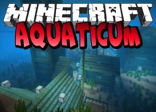 Aquaticum Map for Minecraft