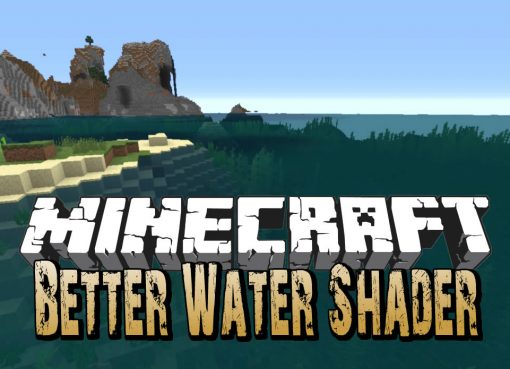 Better Water Shader for Minecraft