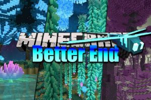 BetterEnd Mod for Minecraft