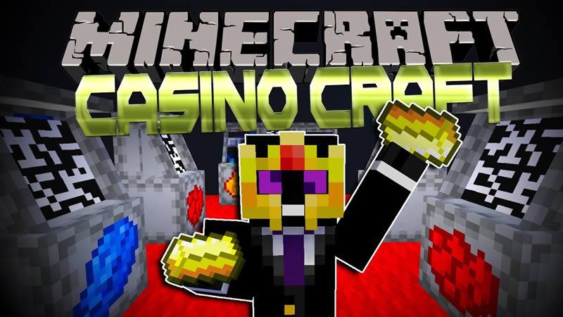 CasinoCraft Mod for Minecraft