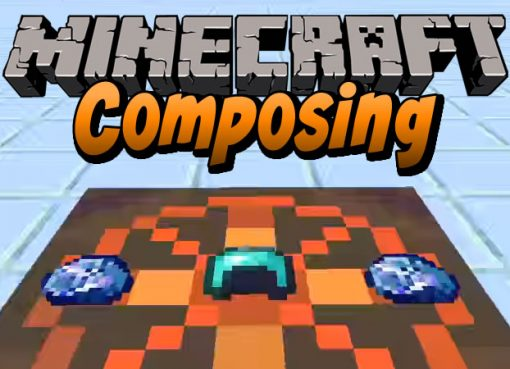 Composing Mod for Minecraft