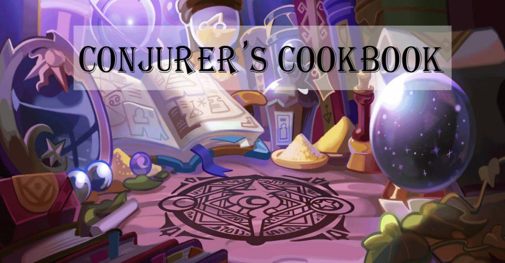 Conjurer's Cookbook Mod