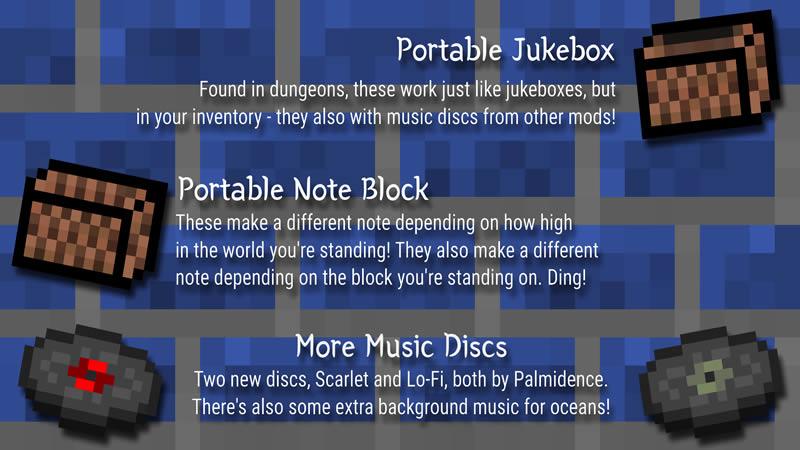 Essential Features Mod Screenshot