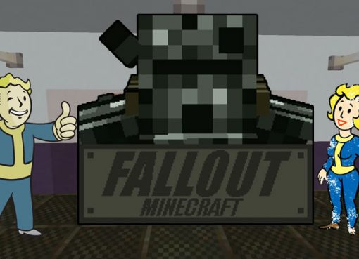 Fallout Wastelands Mod for Minecraft