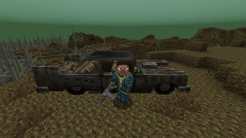 Fallout Wastelands Mod Screenshot