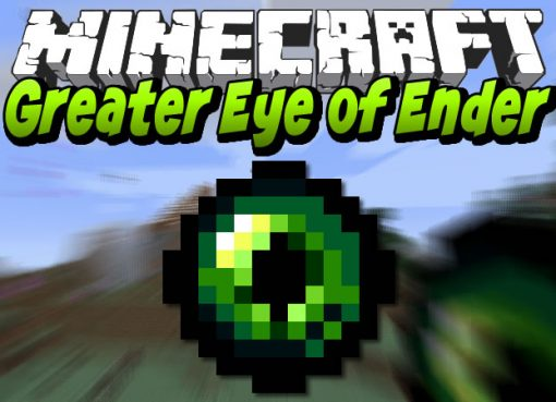 Greater Eye of Ender Mod for Minecraft
