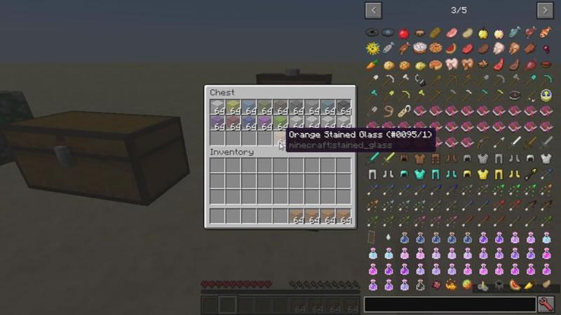 Item Scroller Mod Screenshot 3